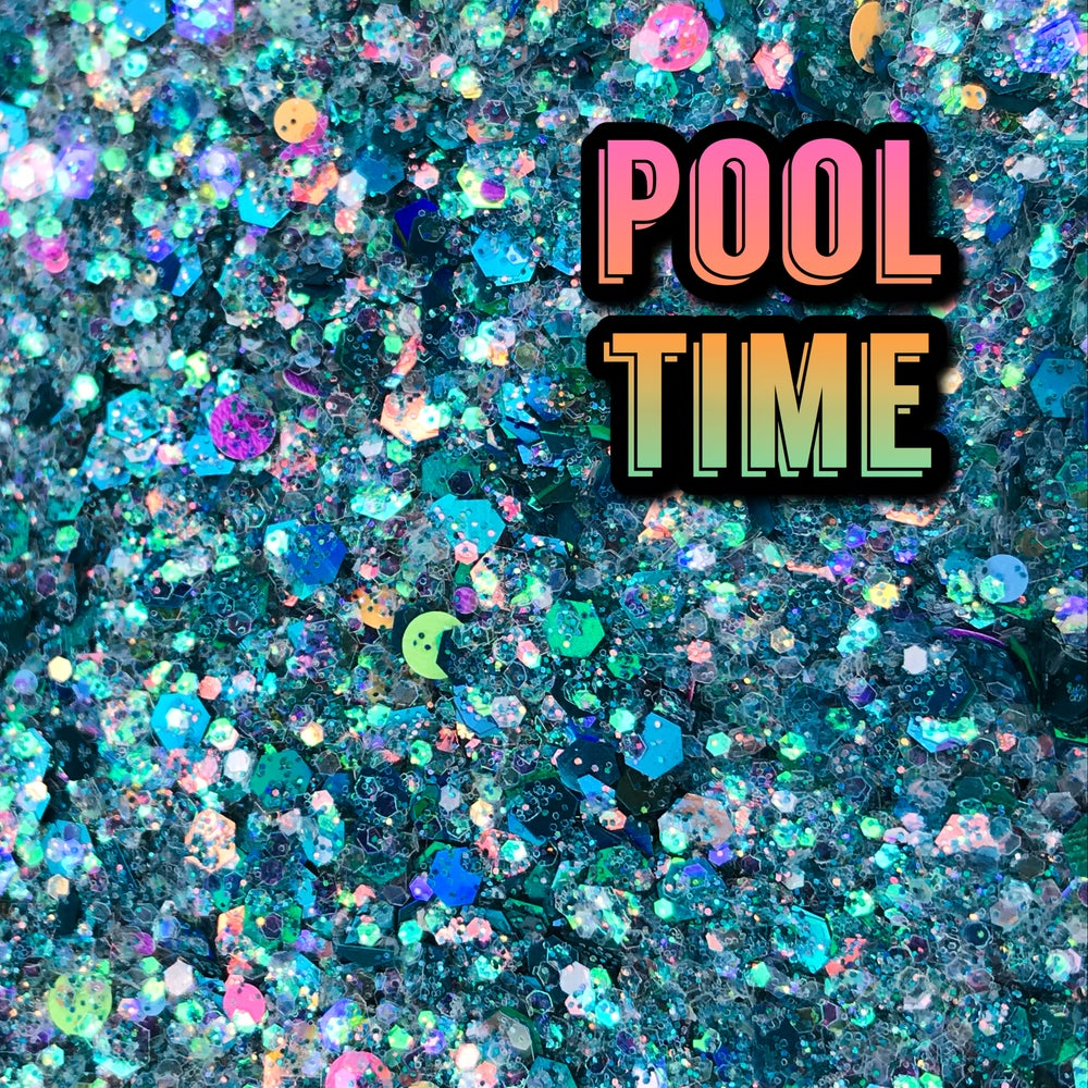 Image of LOOSE GLITTER ✨ POOL TIME✨