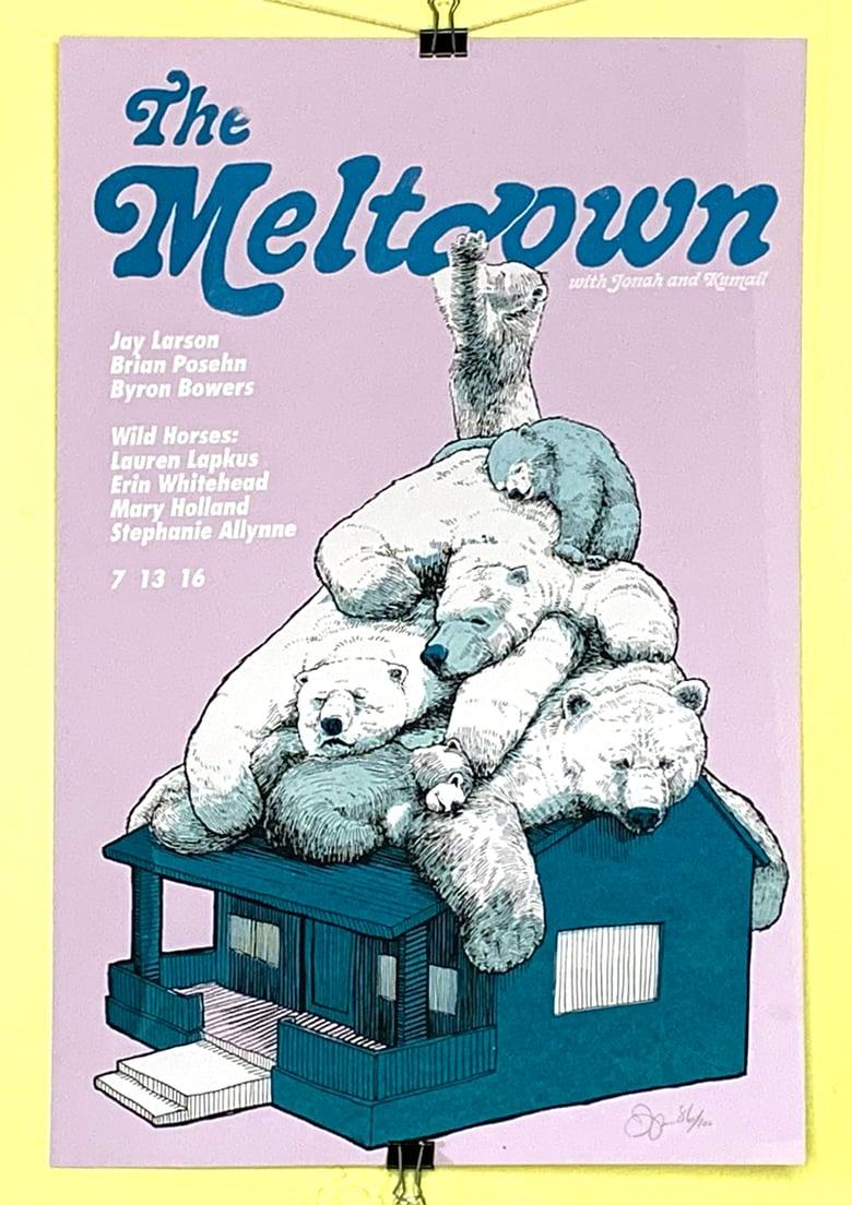 "Image of The Meltdown - ""Polar Bear Pile"" - 7.13.16"