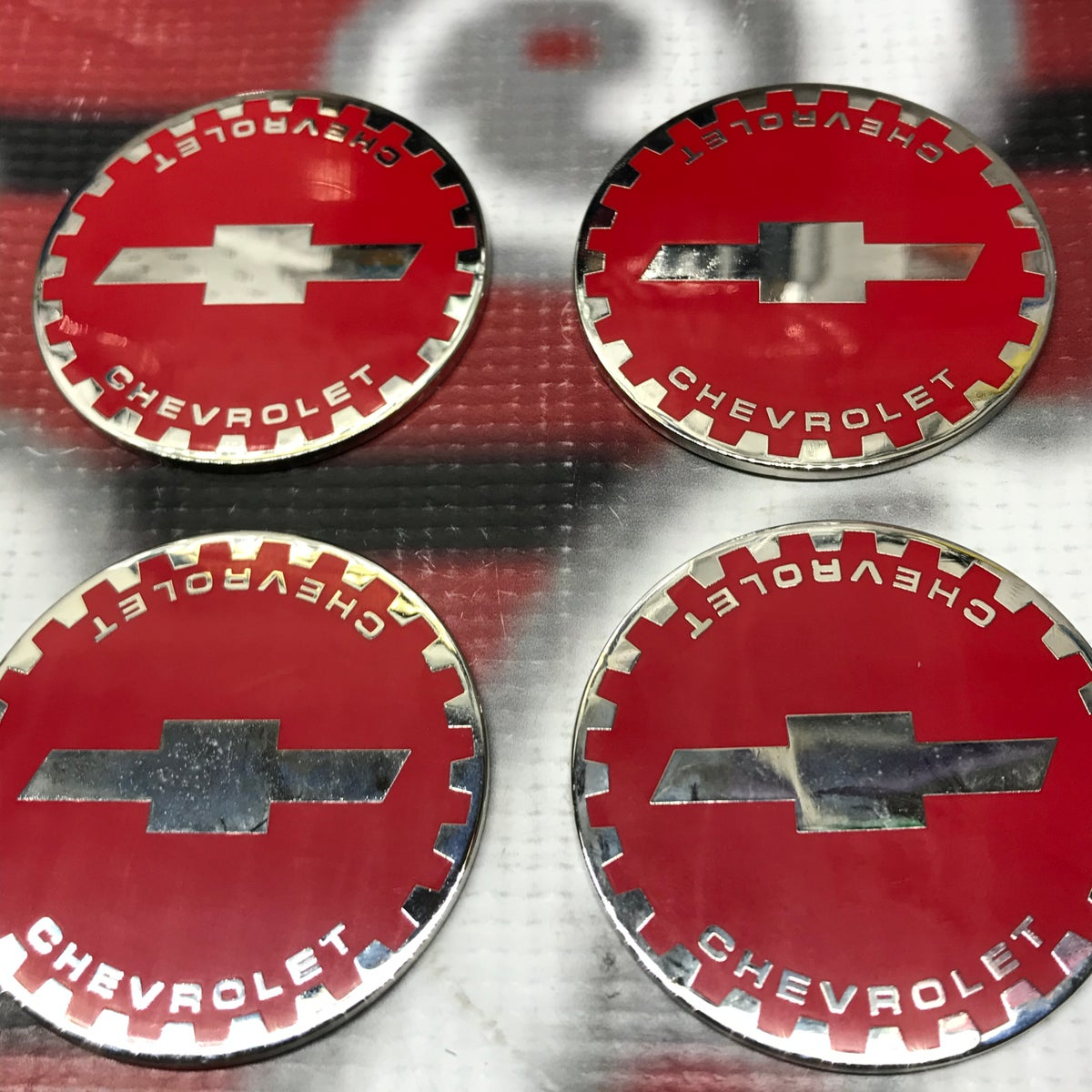Image of Chevrolet chips set