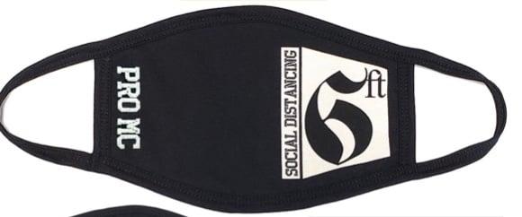 Image of 6ft Unisex Masks