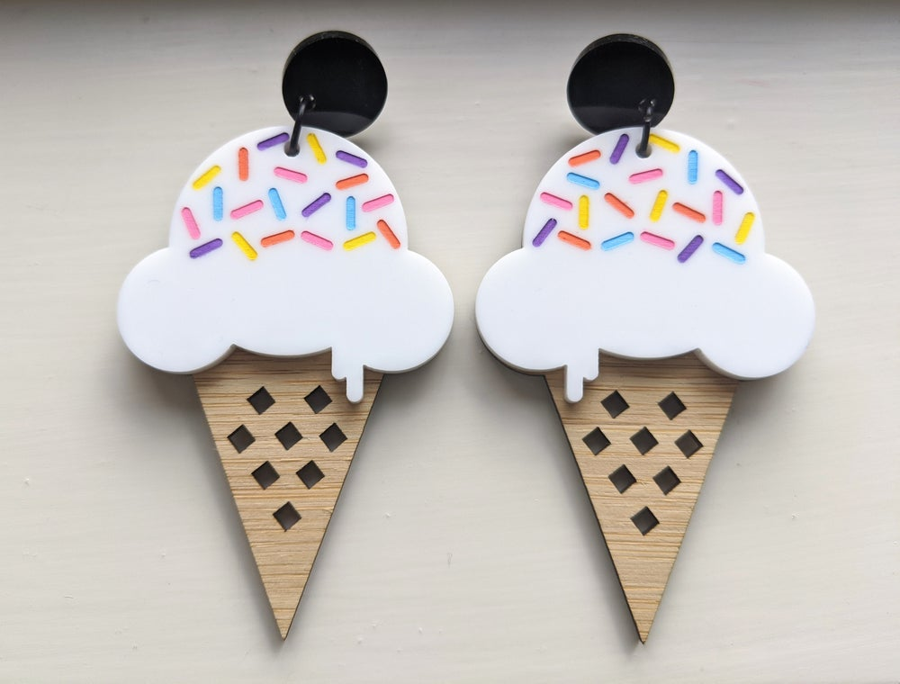 Image of Sprinkle Ice Creams