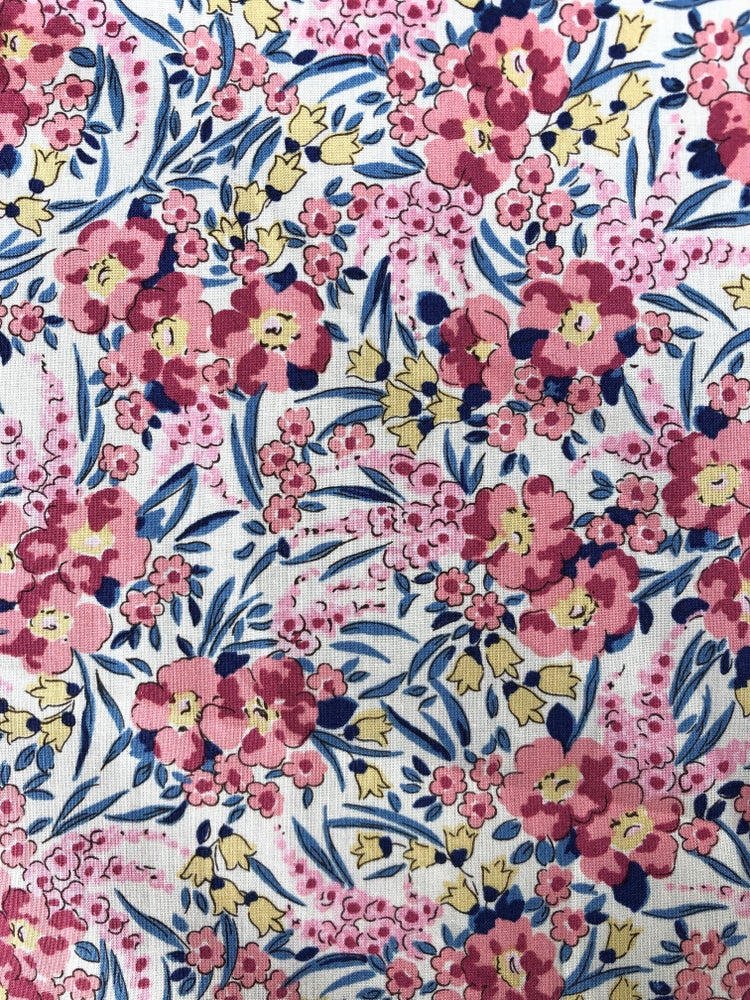 Image of Liberty fabric - Swirling Petals