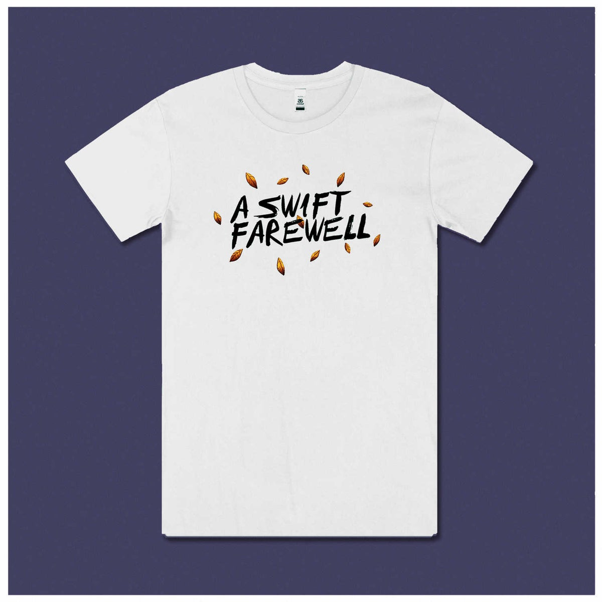 Image of 'A Swift Farewell' Tee