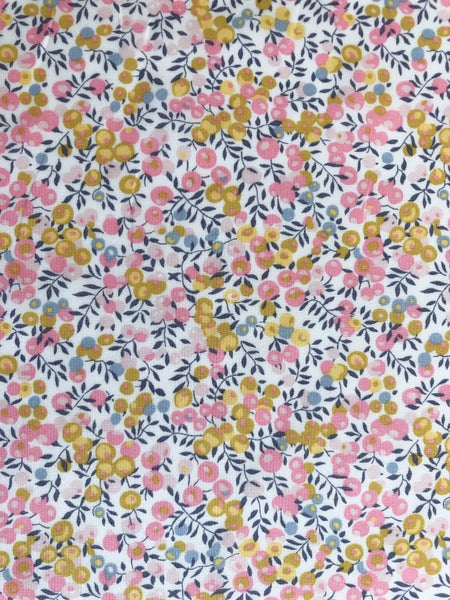 Image of Liberty fabric - Wiltshire Bud rosa/gul