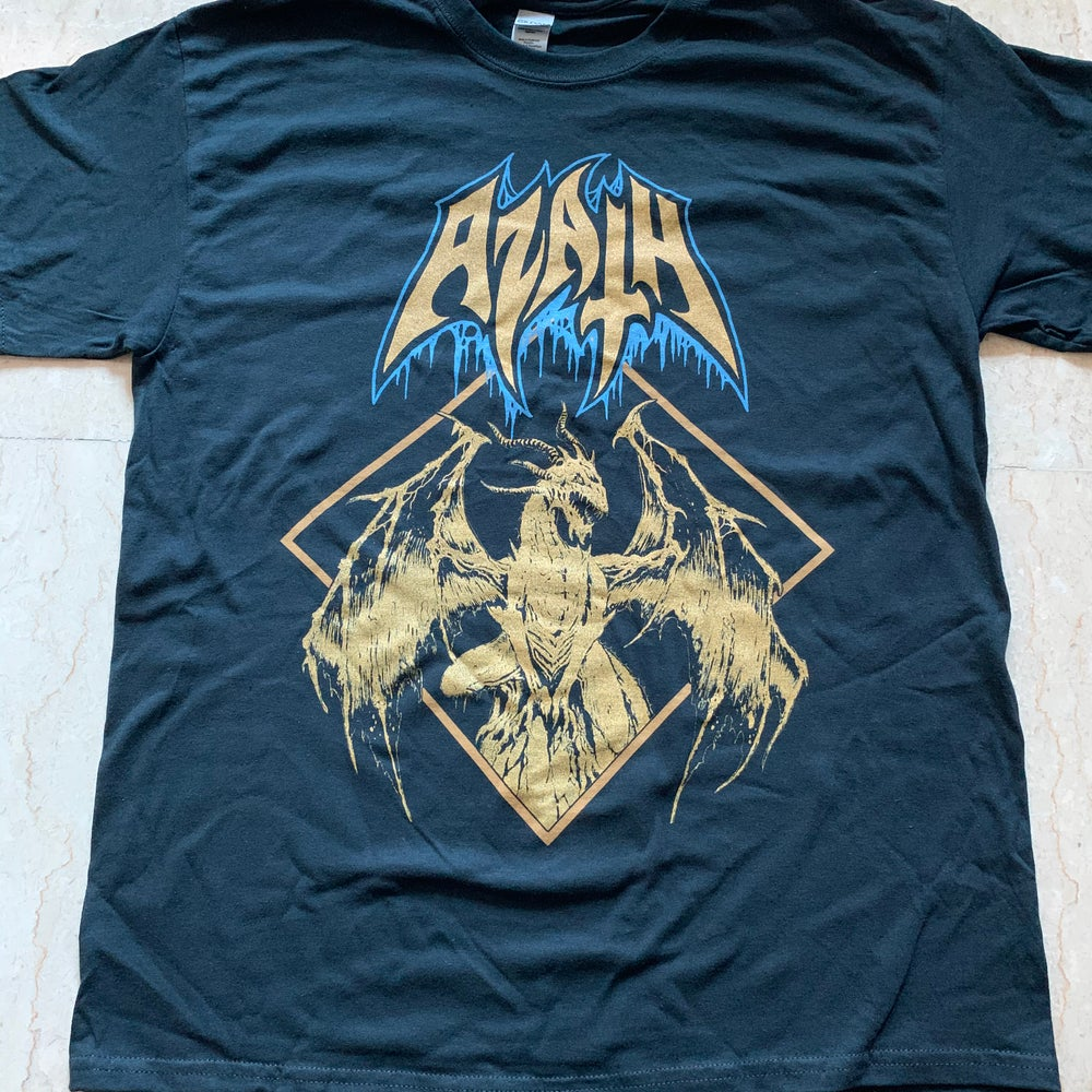 "AZATH ""Through A Warren Of Shadow"" T-Shirt"