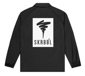 Image of *SKRBBL® Box Logo ( Coach Jacket)