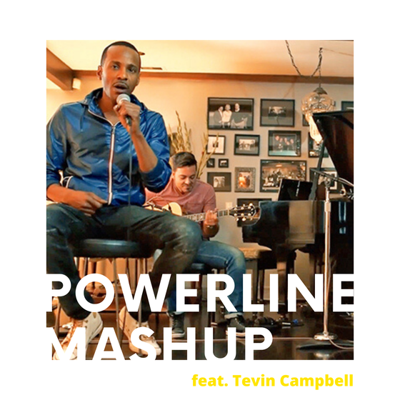 Image of Powerline Mashup MP3 feat. Tevin Campbell