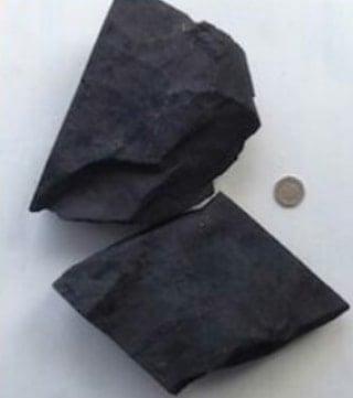 Image of Raw Shungite Rock Stone