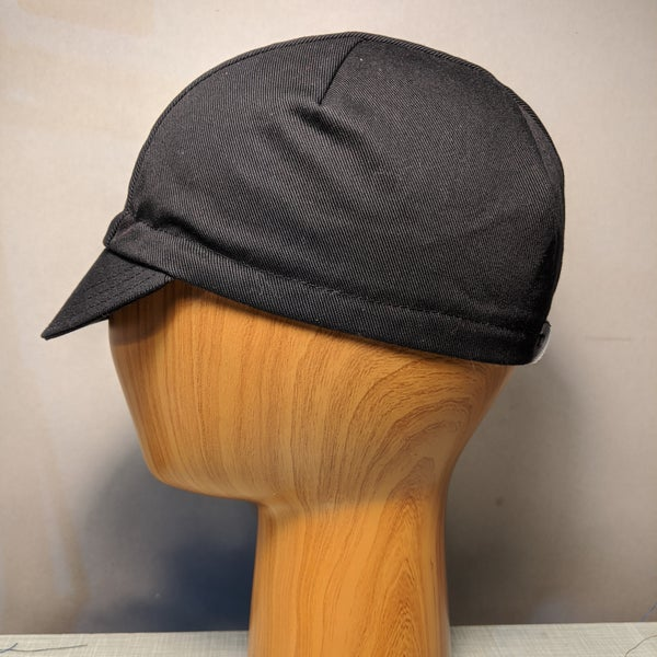 Image of Cycling Cap Builder - Pleated 3 Panel Twill