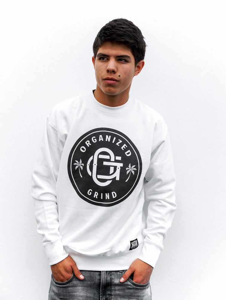 Image of  OG Palms Logo Crew Neck