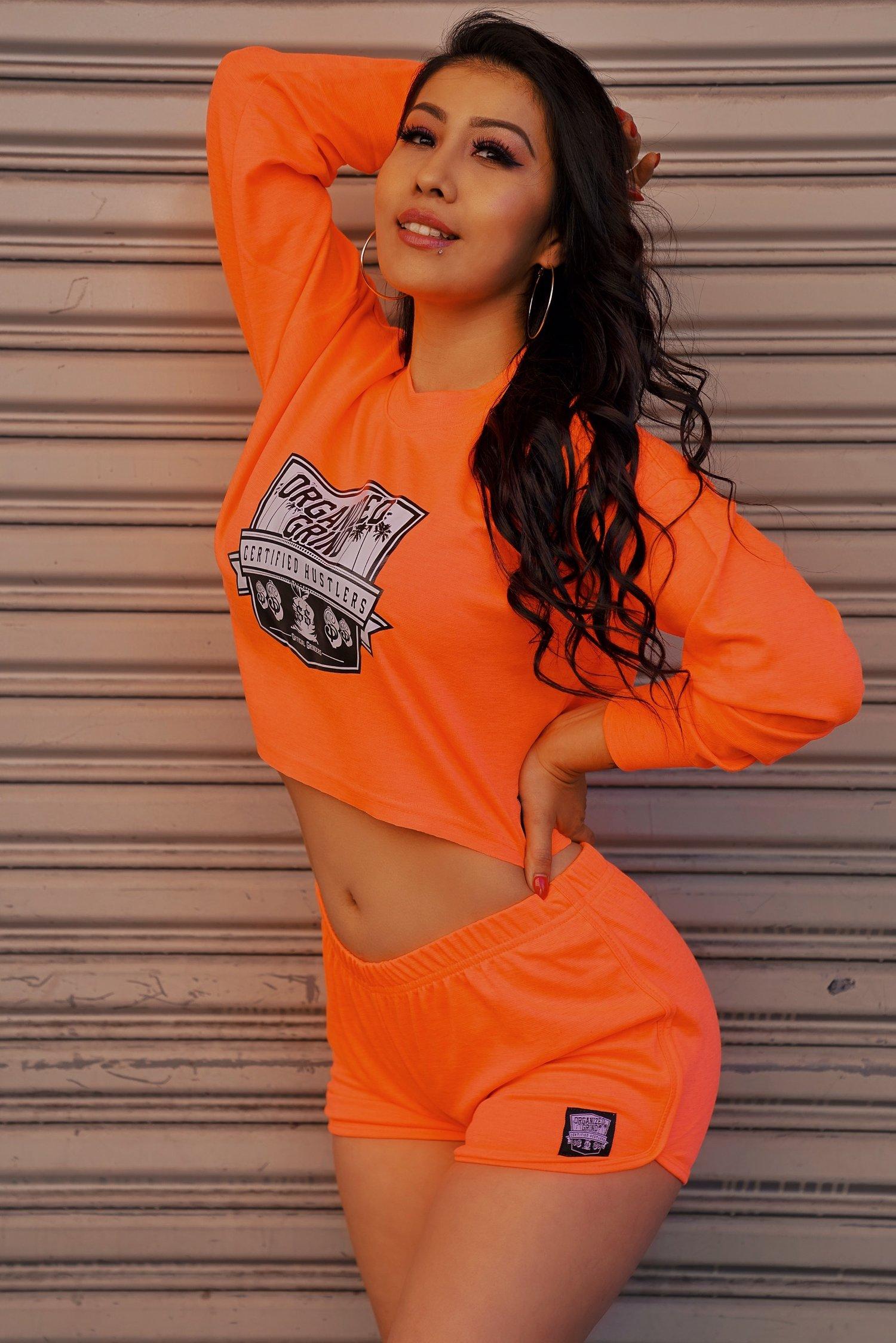 Image of OG Ladies Gear  (Highlighter Orange)
