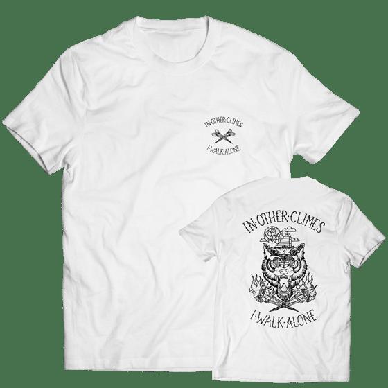 Image of T-shirt Wolf (white)