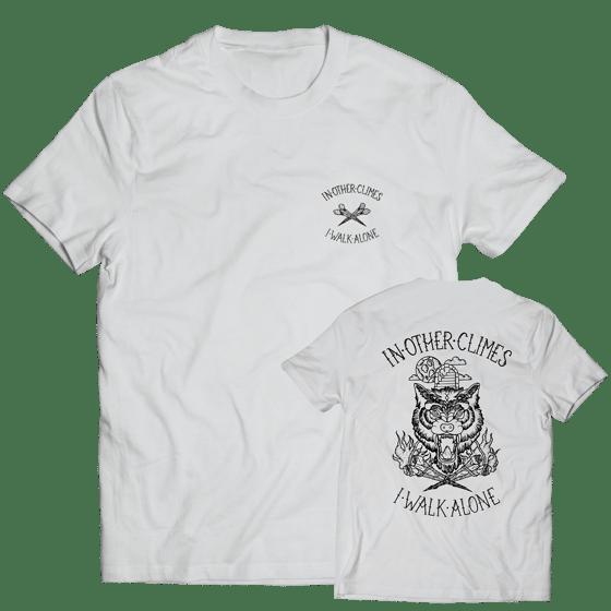 Image of T-shirt Wolf (grey)