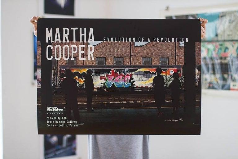 "Image of Martha Cooper 'Evolution of a Revolution""."