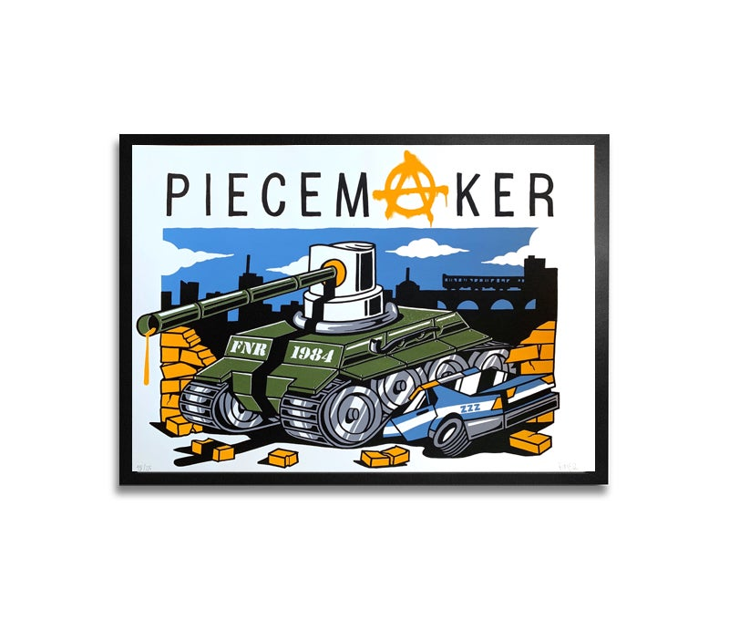 Image of Finer 'Piecemaker'