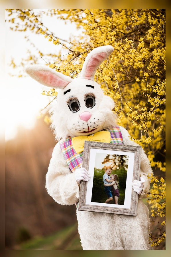 Image of Digital Easter Bunny Pictures