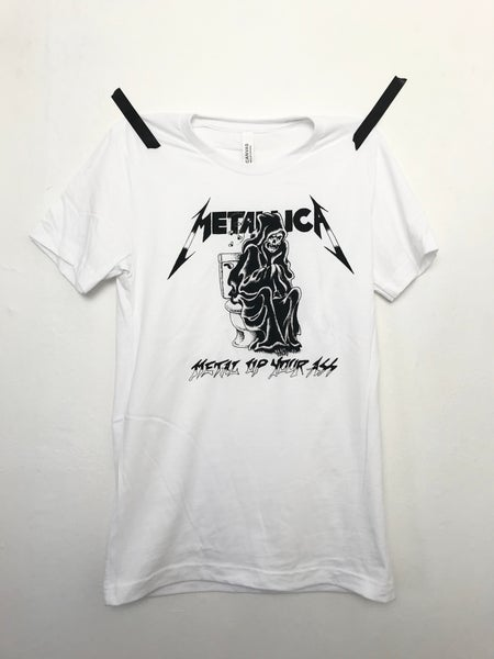 Image of XS/S/2XL - METALLICA