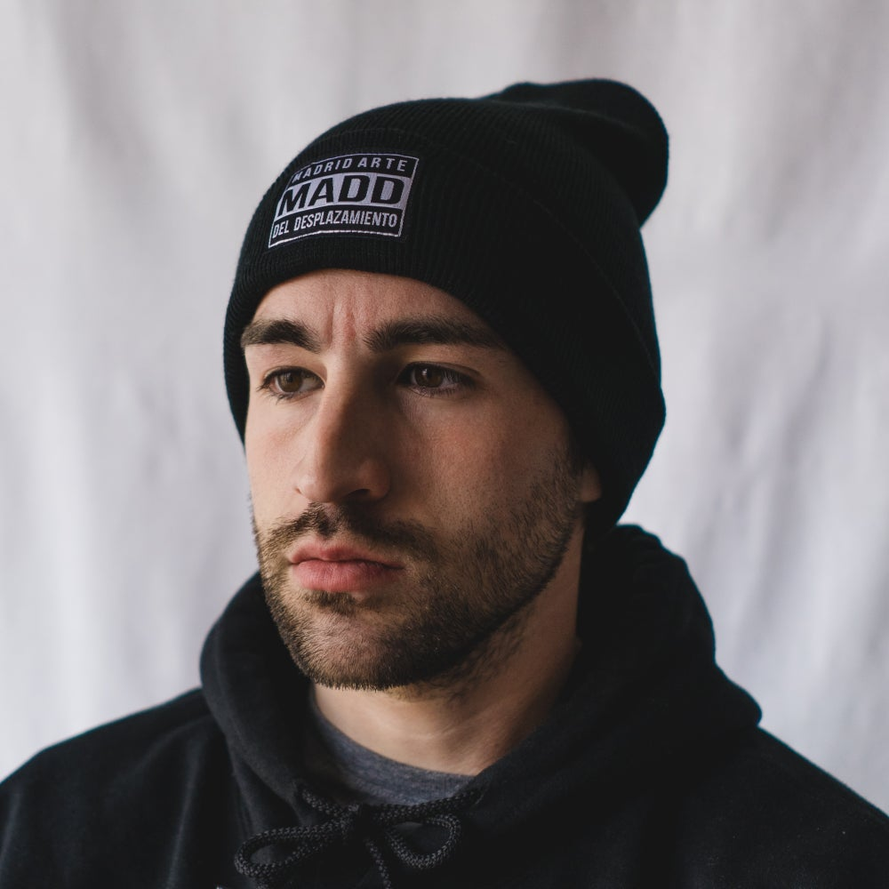 Image of MADD Beanie - Black