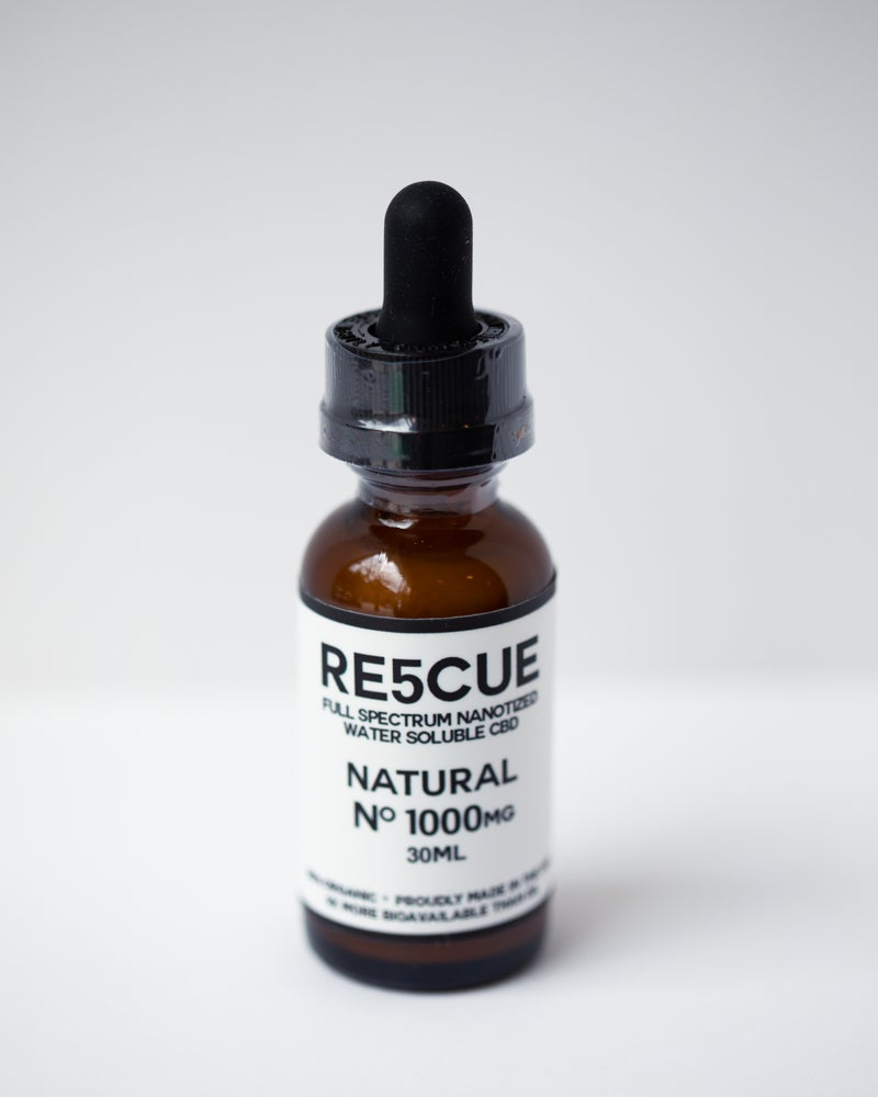 Image of 1000MG  FULL SPECTRUM WATER SOLUBLE CBD (NATURAL)