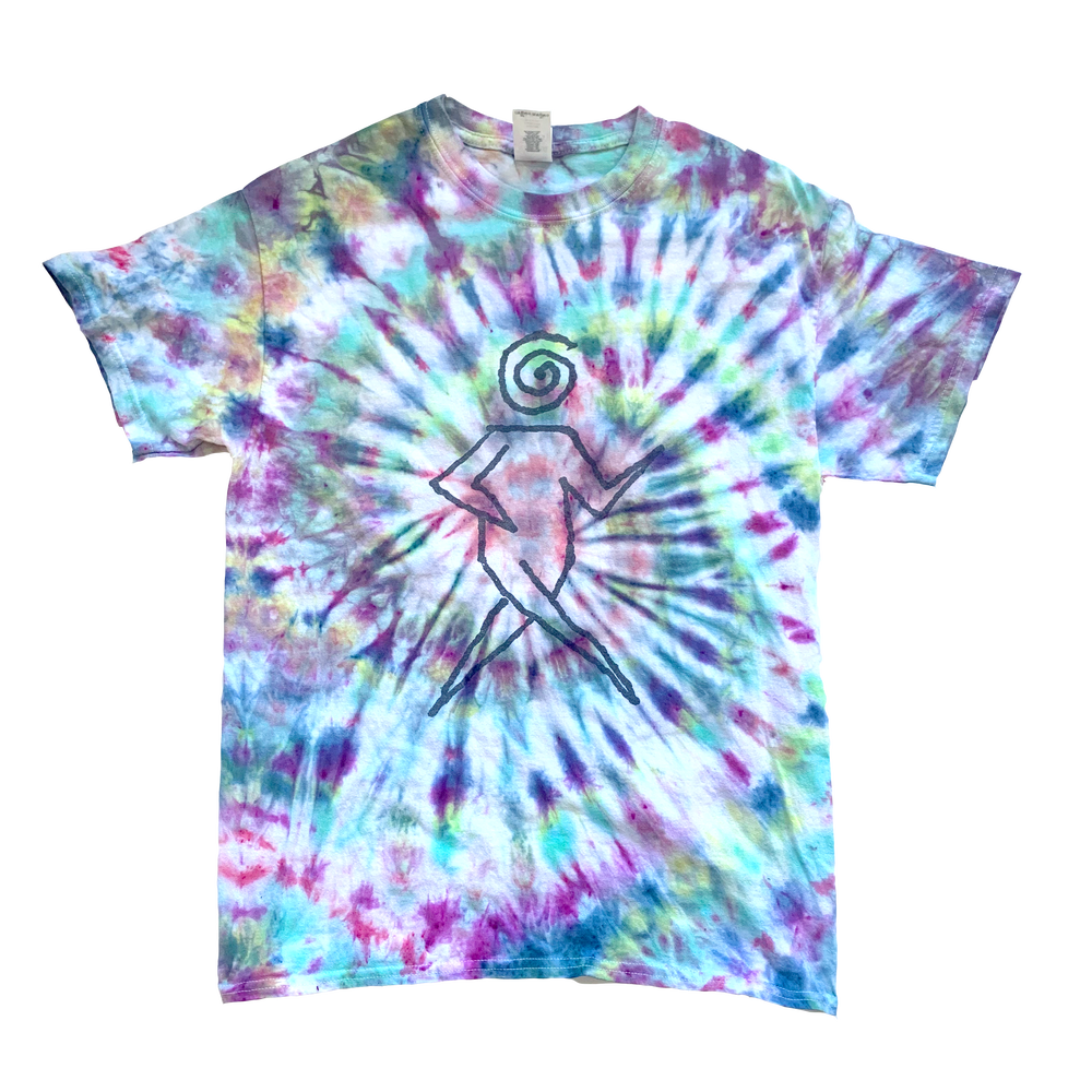 Image of galaxxy brain tee