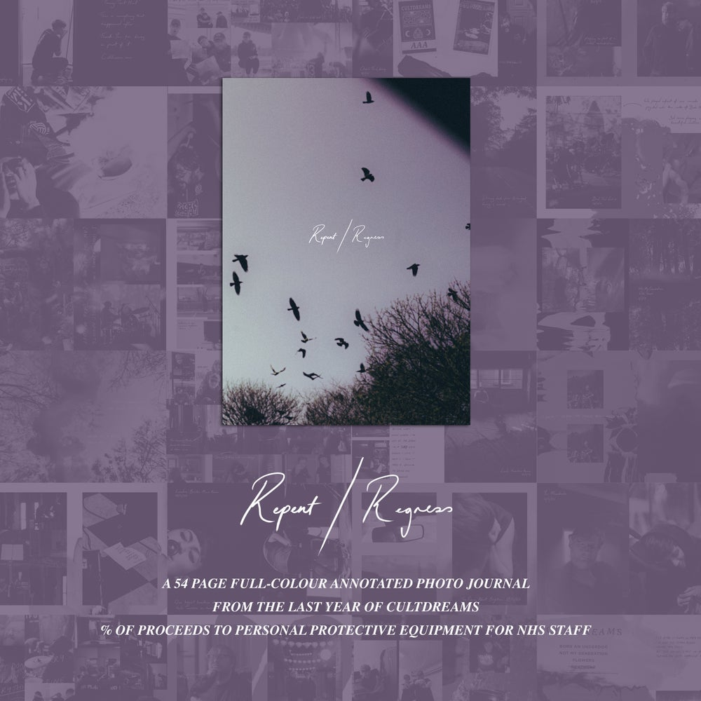 Image of Repent / Regress - Annotated Photo Journal *Pre-Order*