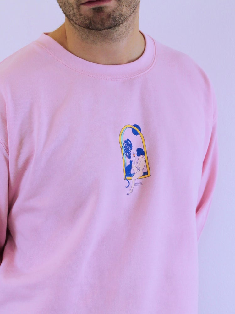 Image of World Rolls By | Sweater