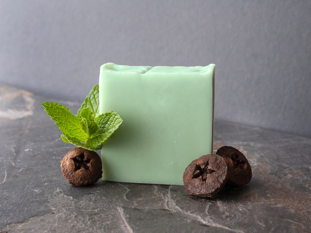 Image of Moss Landing Bar - All Natural Peppermint & Eucalyptus Soap