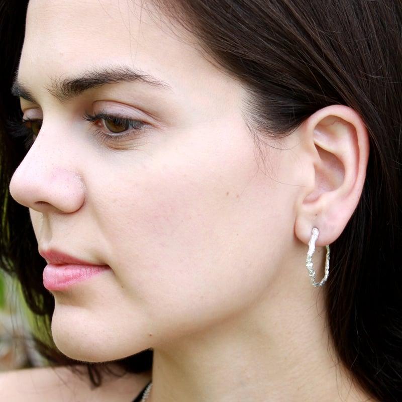 Image of Twiggy Series Earrings, RAM951E