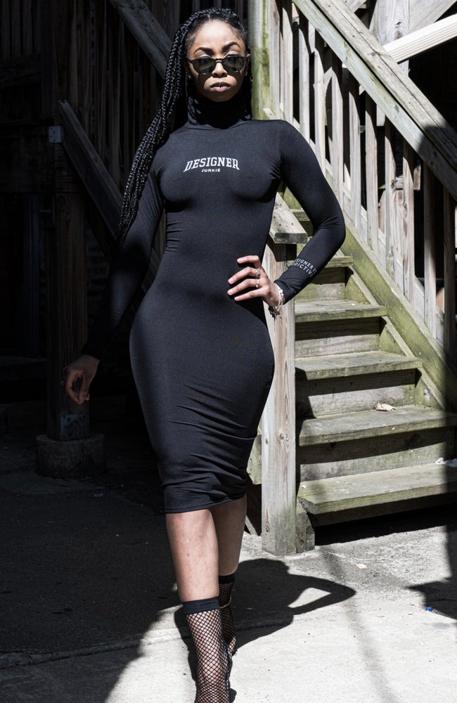 Image of Designer Junkie Tube Dress
