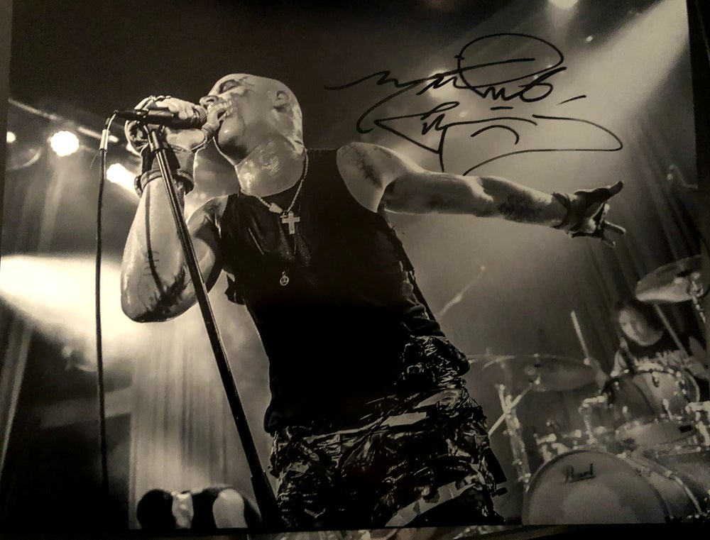 Image of Original 11x14 Poster Proof Photographs, signed by Michale Graves