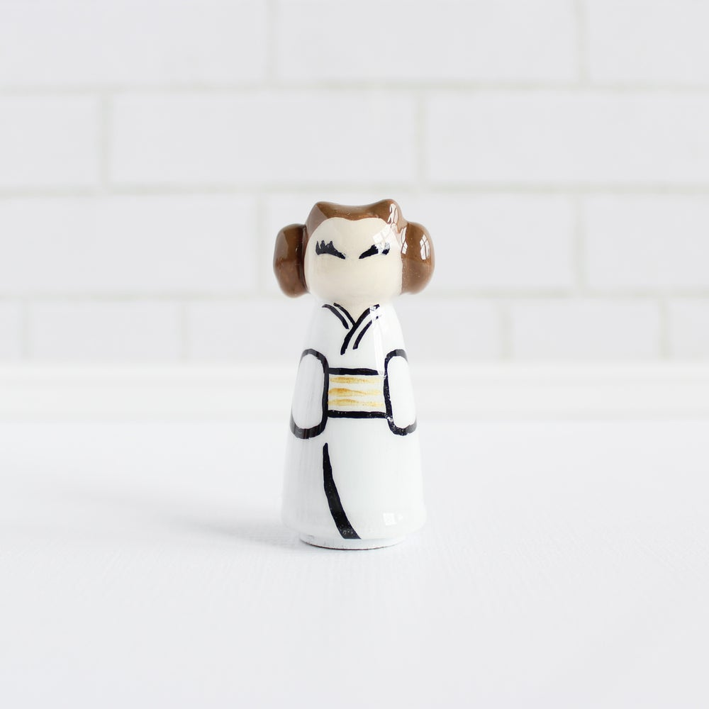 Image of Princess Leia