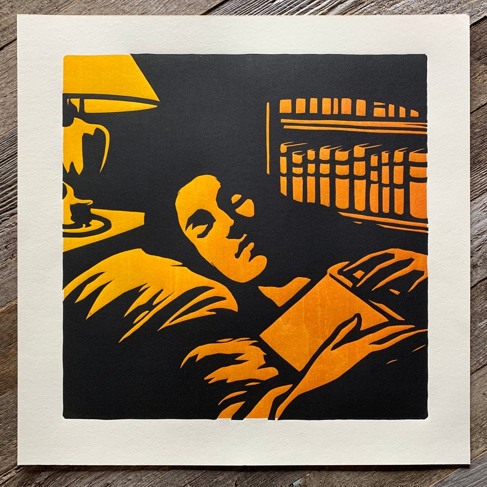 Reading, Dreaming