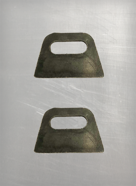 Image of DB Horizontal Slotted Tabs
