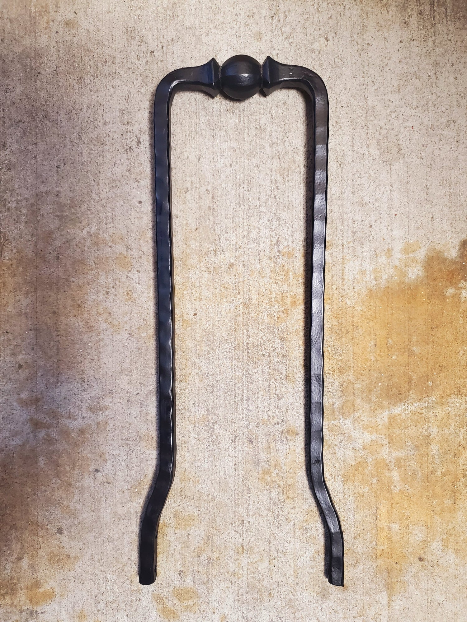 Image of Ball Sissy Bar
