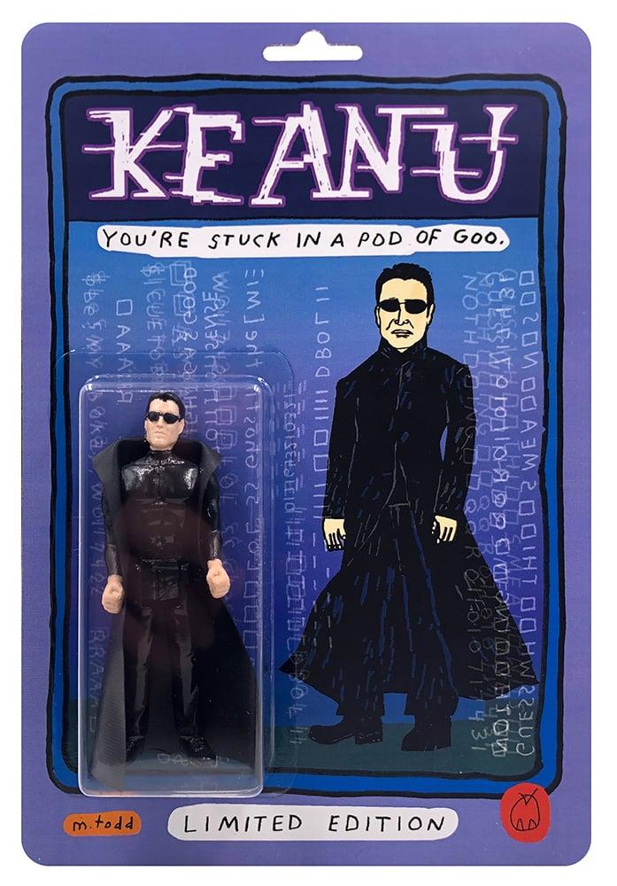 (Mark Todd) Keanu Pod of Goo