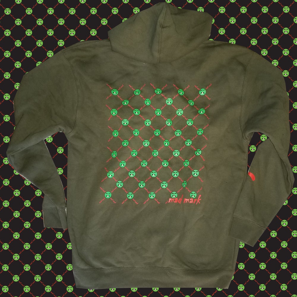 Image of gucchigh hoodie