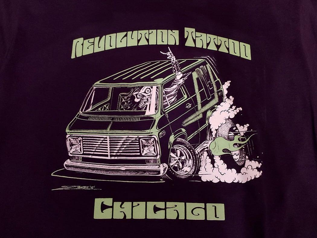Revolution Tattoo Weedian T-Shirt