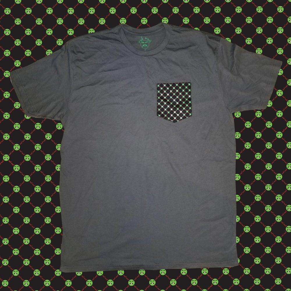 Image of gucchigh mens pocket tee