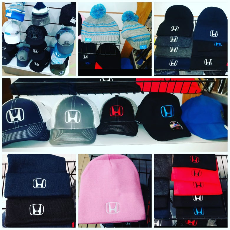 Image of H Beanies & Hats