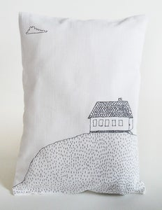 "Image of ""House"" Pillow"