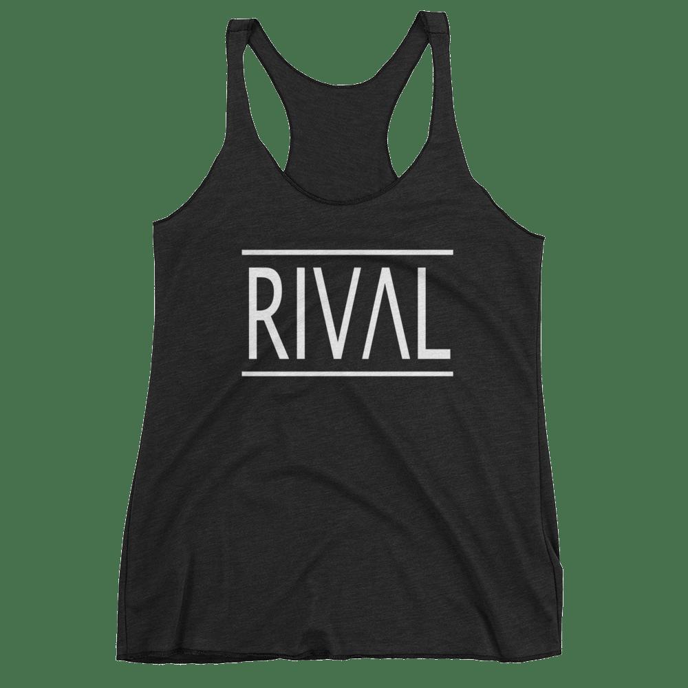 RIVAL Racerback - Dk Grey