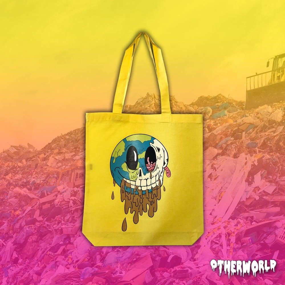 Image of Meltdown Tote Bag