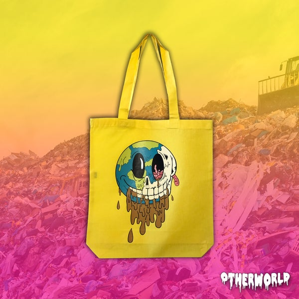 Image of Meltdown Tote Bag