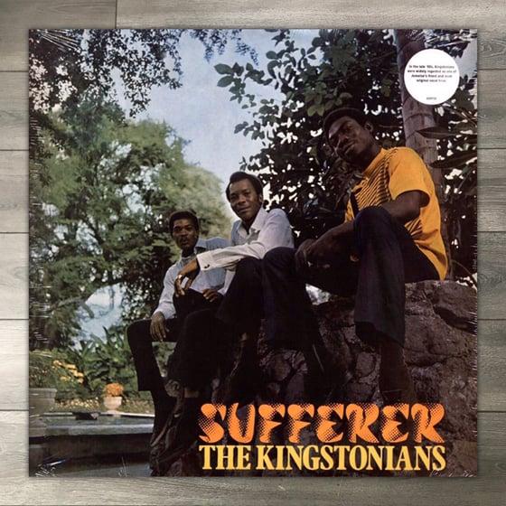 Image of The Kingstonians - Sufferer Vinyl LP