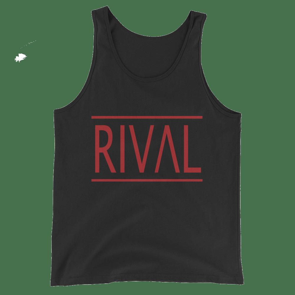 RIVAL Tank Top - Blk