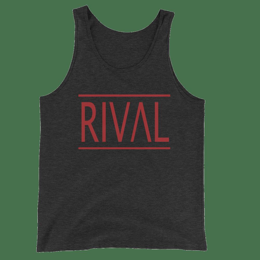 RIVAL Tank Top - Dk Grey