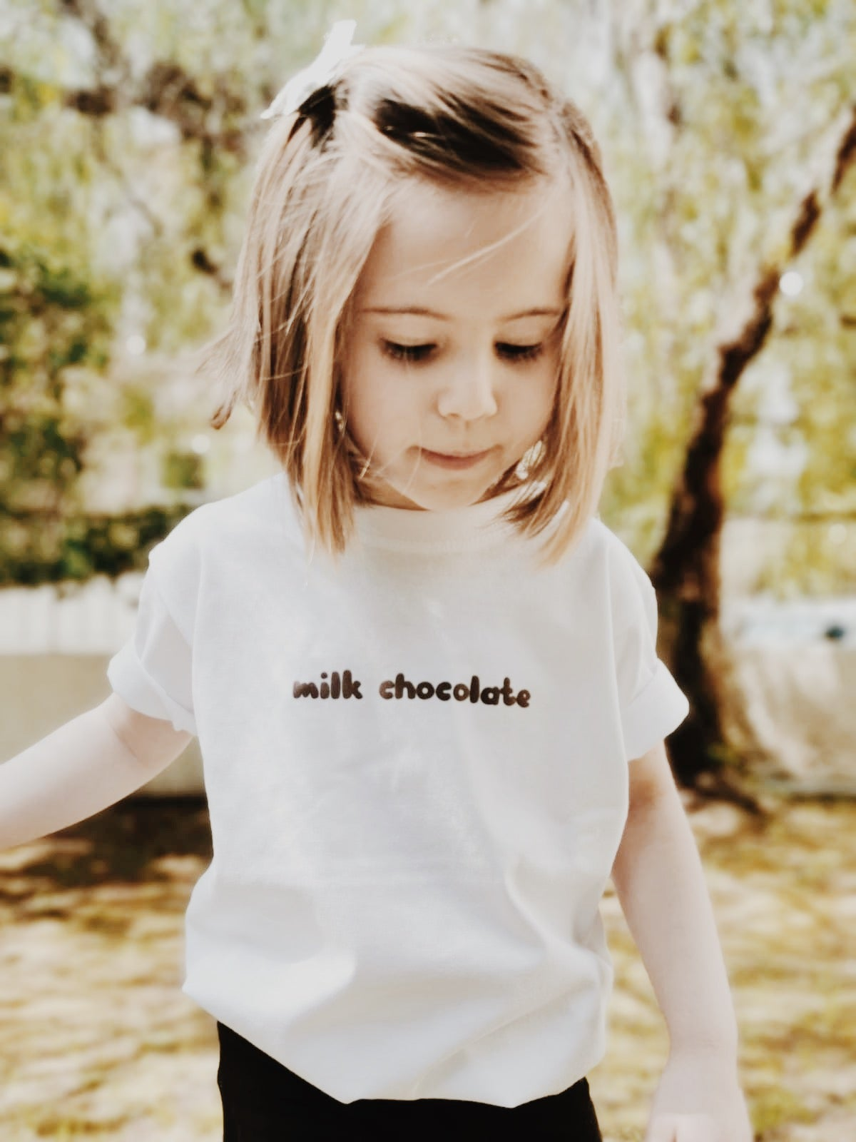 Image of Tee Shirt Milk Chocolate