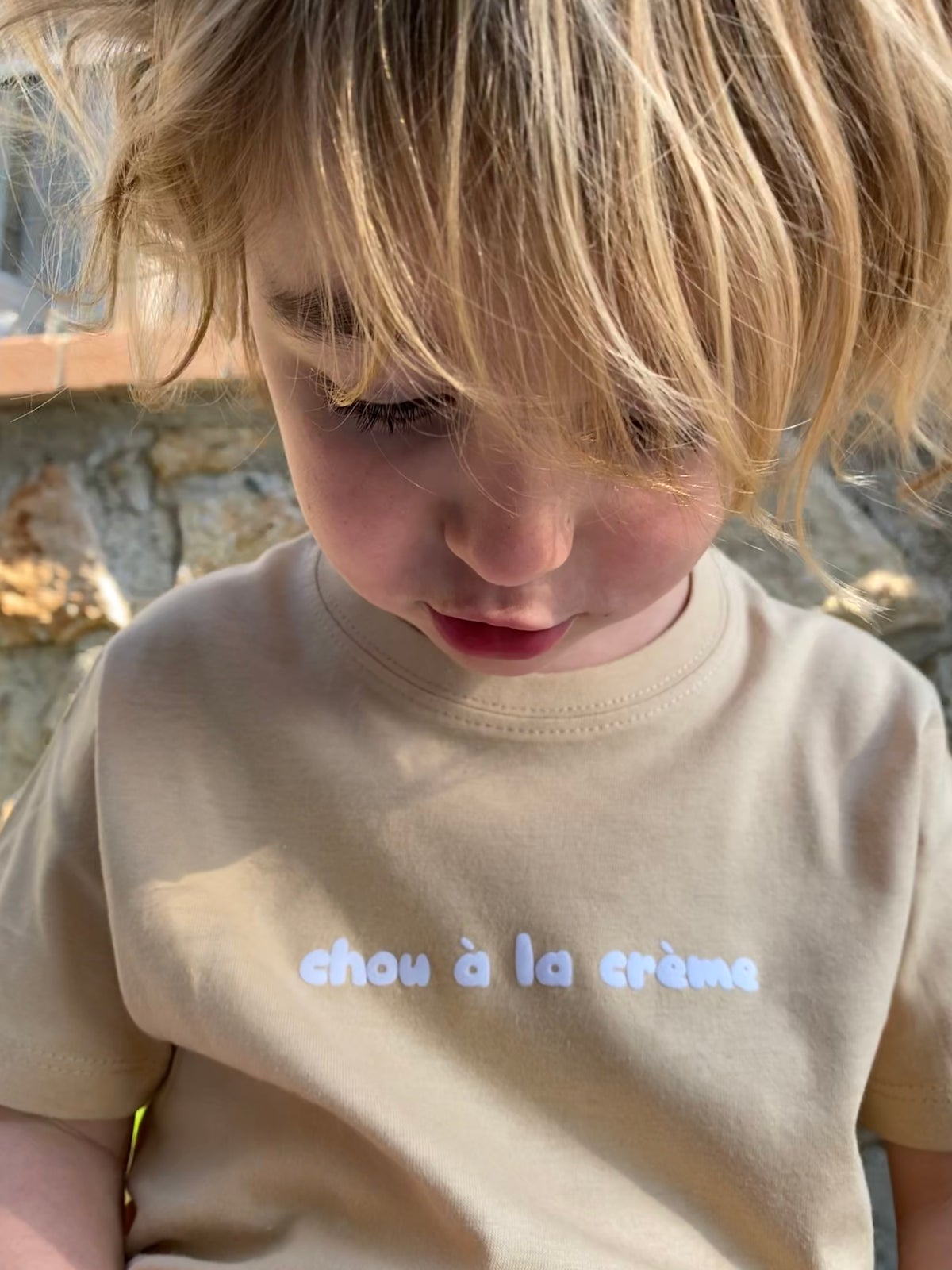 Image of Tee Shirt Chou à La Crème