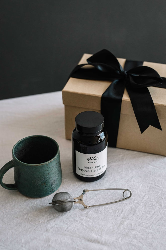 Image of Ceramic Mug & Tea Gift Set