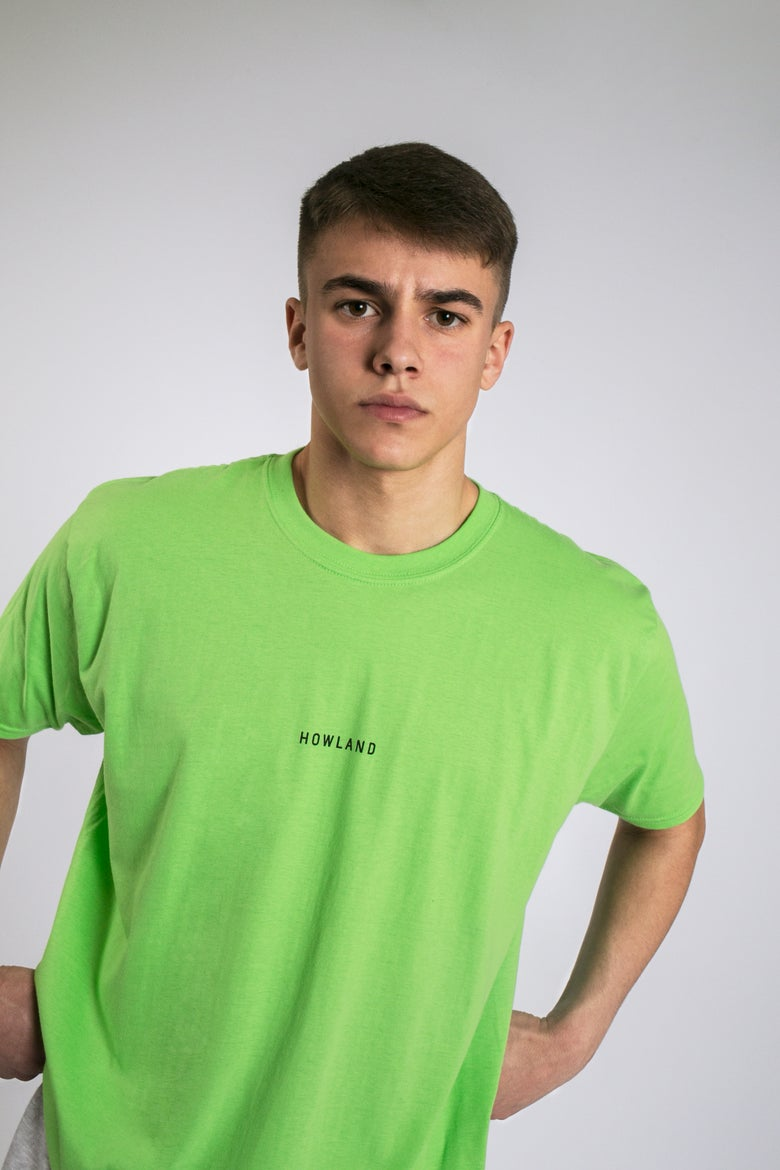 Image of LIME T-SHIRT